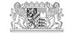 Gründungspräsident (m/w/d) der Technischen Universität Nürnberg - Bayerisches Staatsministerium für Wissenschaft und Kunst - Logo