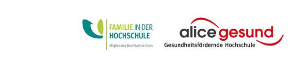 Professur für Bildung in der Kindheit - Alice Salomon - Logo
