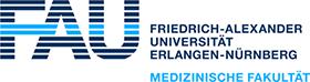 Professur (W3) - FAU - Logo