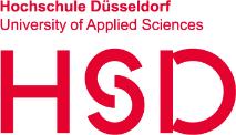 Professur (W2) Gestaltung von Objekt und Produkt - Hochschule Düsseldorf - Logo