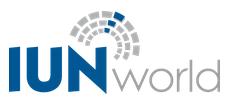 Leitung (m/w/d) Qualitätsmanagement und Akkrediterungswesen - IUNworld - Logo