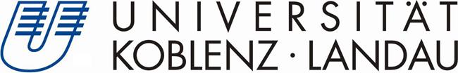 Professur (W2) - Uni Koblenz Landau - Logo