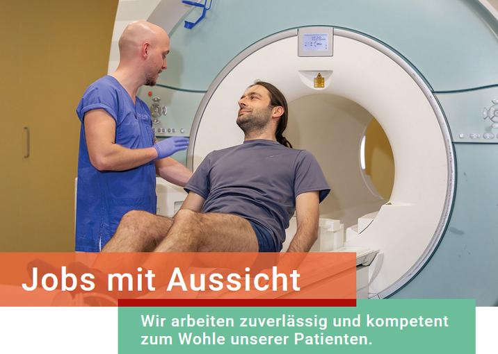 Medizinisch-technischer Radiologieassistent (m/w/d) - Uniklinik Dresden - Header