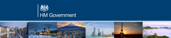 Consular Regional Operations Manager - Britische Botschaft - Logo