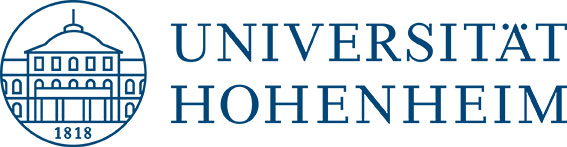 Referent im Marketing - Universität Hohenheim - Logo