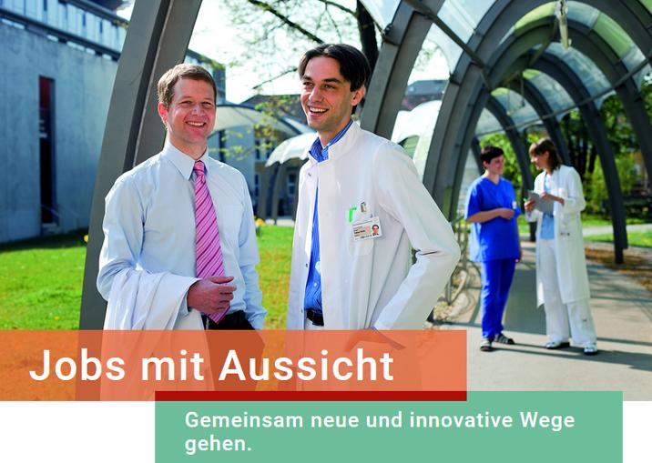 Facharzt / Arzt - Uniklinik Dresden - Header