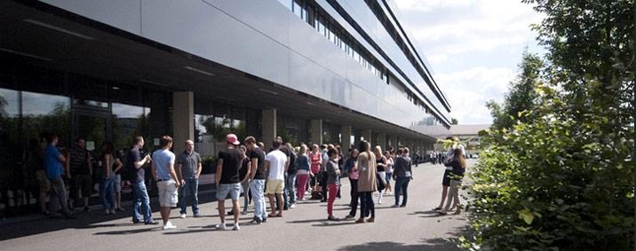 Operative Projektkoordination (m/w/d) - Hochschule Neu-Ulm - 1