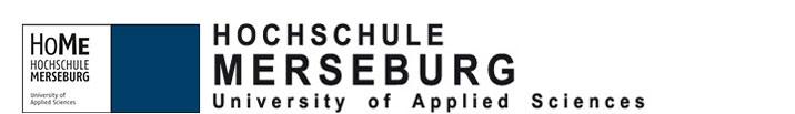 Konstruktionstechnik (W2) - Hochschule Merseburg - Logo