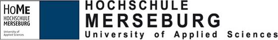 Professur (W2) - Hochschule Merseburg - Logo