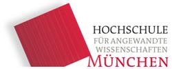 W2-Professur - HS  München - Logo