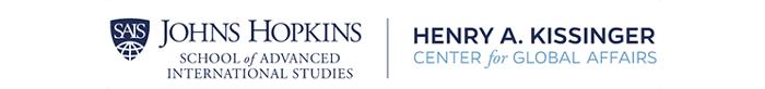 Helmut Schmidt Distinguished Professorship - JHU - Logo