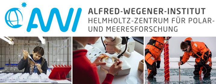 PostDoc (f/m/d) - Alfred-Wegener-Institut - Logo
