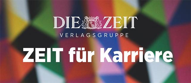Medienkaufmann  (m/w/d) - Zeitverlag Gerd Bucerius GmbH & Co. KG - Bild