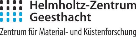 Professur (W1) - Helmut-Zentrum Geesthacht - Logo