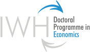 IWH DOCTORAL PROGRAMME IN ECONOMICS - IWH - Logo