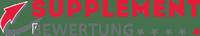 Praktikum - Supplement-Bewertung.de - Logo