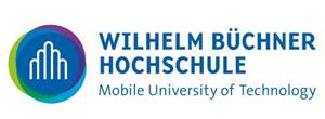 Professur für Digitale Produktion und Logistik - Wilhelm Büchner Hochschule - Logo