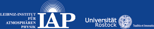 Professur (W3) - Universität Rostock - Logo