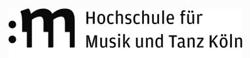 W3-Professur - Hochschule für Musik und Tanz Köln - Logo