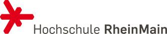 Wissenschaftliche*r Mitarbeiter*in - Hochschule RheinMain - Logo