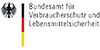"""Referent (m/w/d) für die Abteilung """"Referenzlaboratorien, Methodenstandardisierung, Antibiotikaresistenz"""" - Bundesamt für Verbraucherschutz und Lebensmittelsicherheit - Logo"""