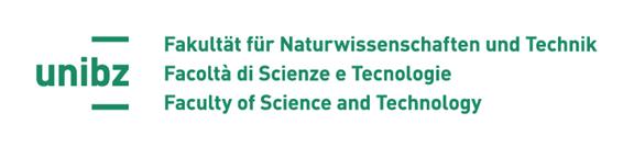 PhD Programme in Sustainable Energy and Technologies - Freie Universität Bozen - Logo