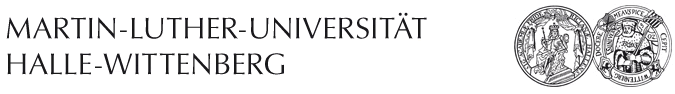Professur - Martin-Luther-Universität Halle-Wittenberg - Logo