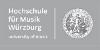Kanzler (m/w/d) - Hochschule für Musik (HfM) Würzburg - Logo