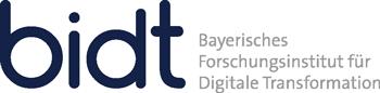 wiss. Mitarbeiter Rechtswissenschaft (m/w/d) - Logo - bidt