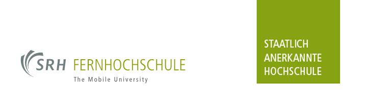 PROFESSOR w/m/d - SRH Hochschule - Logo