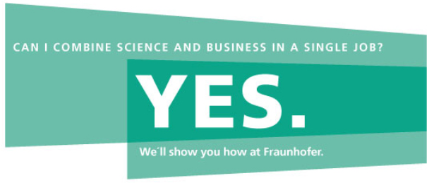 RESEARCH ASSOCIATE / COMPUTER SCIENTIST - FRAUNHOFER-INSTITUT - Bild