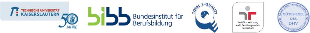 Juniorprofessur (W1) - TU Kaiserslautern - Logo