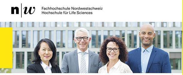 Professor/in  - Fachhochschule Nordwestschweiz - Logo