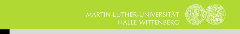 Uni Halle - Logo