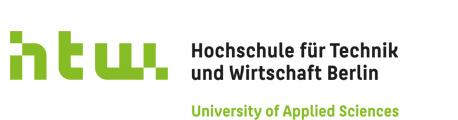 Leiter_in Hochschulkommunikation und Öffentlichkeitsarbeit - HTW Berlin - Logo