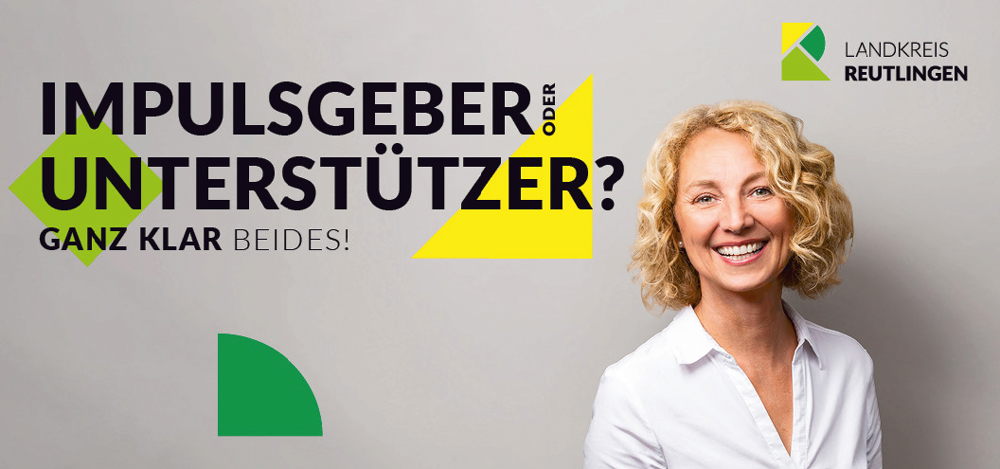 Leiter (m/w/d) des Kreisjugendamtes- Landratsamt Reutlingen - Header
