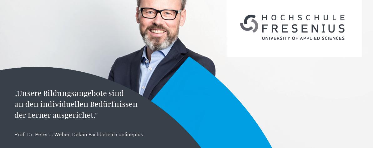Studiengangsleiter / Professor (m/w/d) - Hochschule Fresenius - Slider3