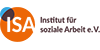 Wissenschaftlicher Mitarbeiter (m/w/d) Schwerpunkt: Wissensmanagement und Kommunikation - Institut für soziale Arbeit e.V. (ISA) - Logo