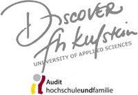 Professur (FH) - Fachhochschule Kufstein Tirol - Logo