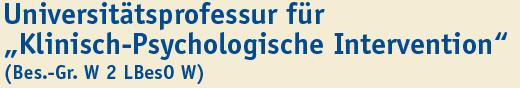 Professur - Uni Duisburg-Essen - logo