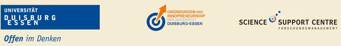 Uni Duisburg-Essen - logo