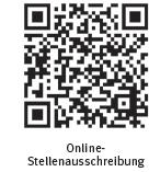 Professur (W3) - HsKA - QR-Code