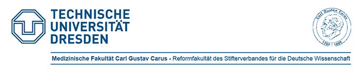 Professur (W2) Kardiologie - Universitätsklinikum Carl Gustav Carus Dresden - Logo