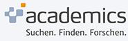 Nachwuchswissenschaftler/in - academics - logo