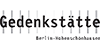 Leiter Bildung und Vermittlung (m/w/d) - Gedenkstätte Berlin-Hohenschönhausen - Logo