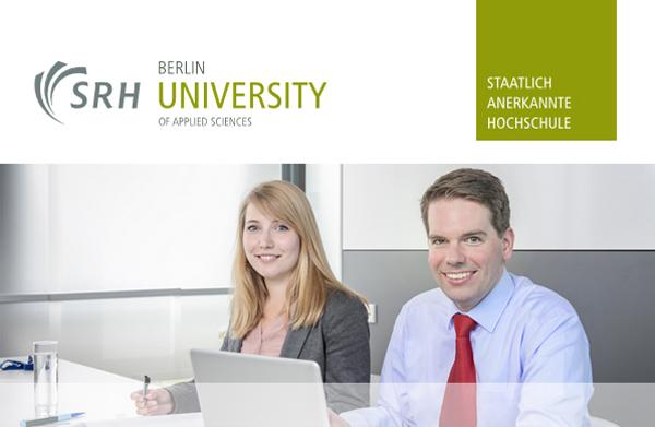Professor (m/w/d) für Wirtschaftspsychologie - SRH Hochschule Berlin - Logo