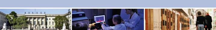 Leiter*in Knowledge Exchange Office (m/w/d) - Humboldt-Universität zu Berlin - Bild