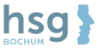 Vertretungsprofessur (W2) Gesundheitspädagogik und -kommunikation, Schwerpunkt: Interprofessionelles Handeln - Hochschule für Gesundheit (HSG) Bochum - Logo