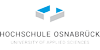 Verwaltung der Professur (W2) Öffentliches Recht, insbesondere Allgemeines und besonderes Verwaltungsrecht - Hochschule Osnabrück - Logo