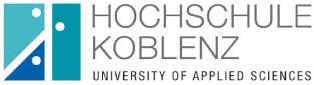Professur - HS Koblenz - Logo